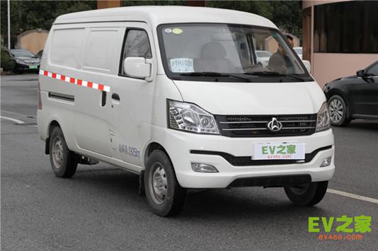 长安V3电动面包车