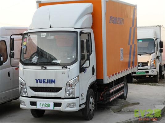 跃进EC100-33电动货车