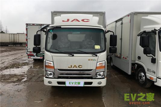 江淮i5电动货车