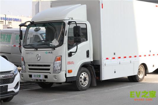 大运E3电动货车