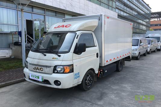 江淮帅铃i3电动货车