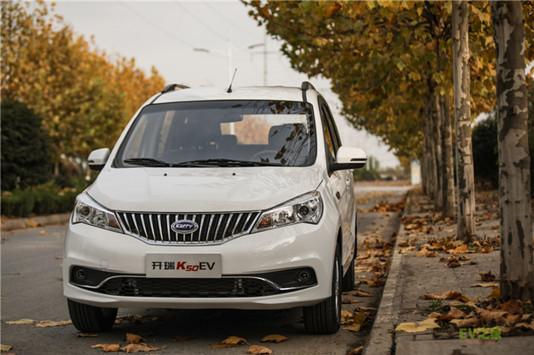 开瑞K50电动汽车