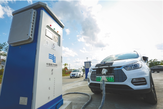 市场海南 最高补贴100万元 海南出台充电设施建设运营管理办法