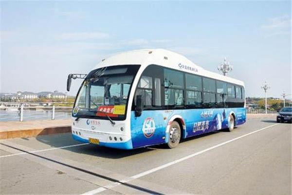 交通部:全国新能源公交车突破34万辆 居全球第一