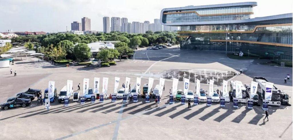 沪智能网联汽车开放测试道路再增42.5公里!将率先开展载人示范应用测试