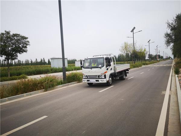 苏州鼓励快递物流领域加快推广使用新能源汽车