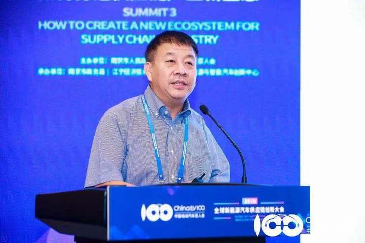 刘桂彬:电动汽车强制性安全标准即将出台