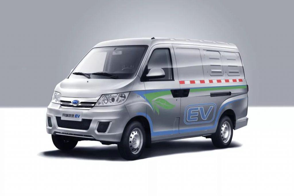 苏州:将发放绿色货运配送车辆运营奖励