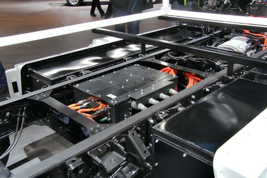 驱动电机:全年装机124万台,同比下降7%