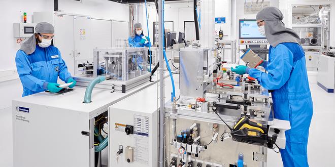 追赶亚洲供应商 欧盟为电池技术研发提供32亿欧元资金支