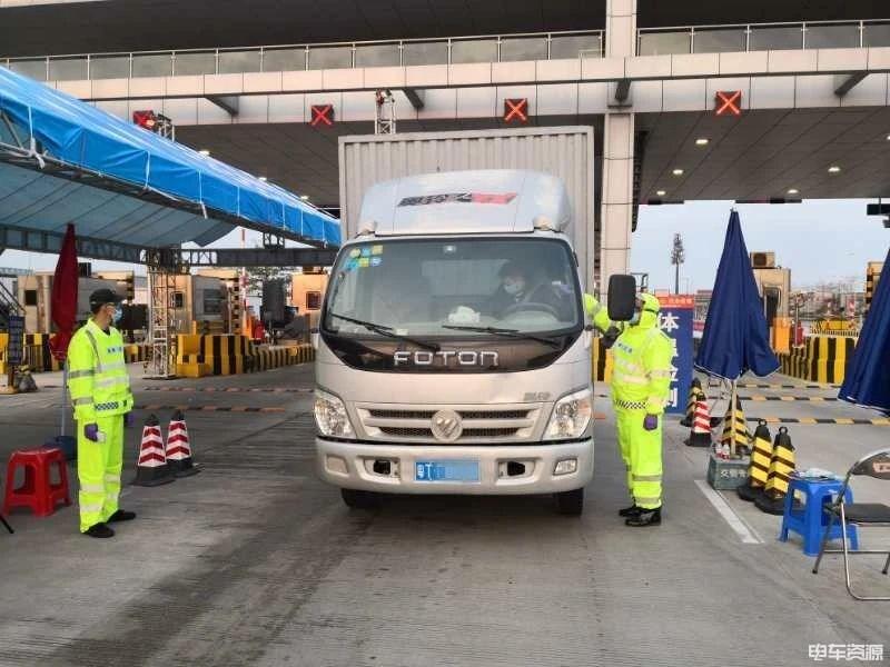 深圳交警:全市货车限行政策重大变化 部分路段暂时取消限行