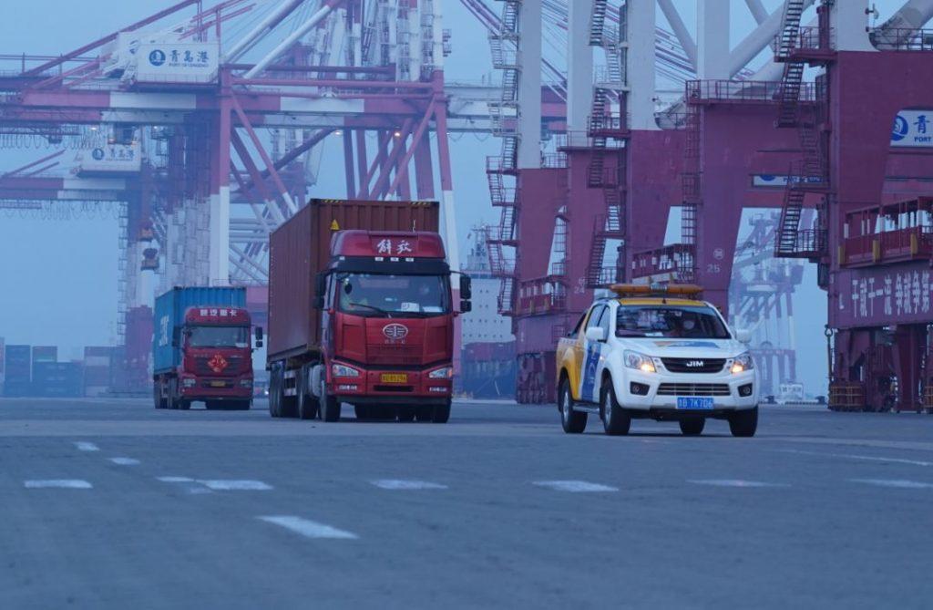 两部委通知 | 简化应急运输车辆通行证办理(样式附后)对司机装卸工不实行隔离措施