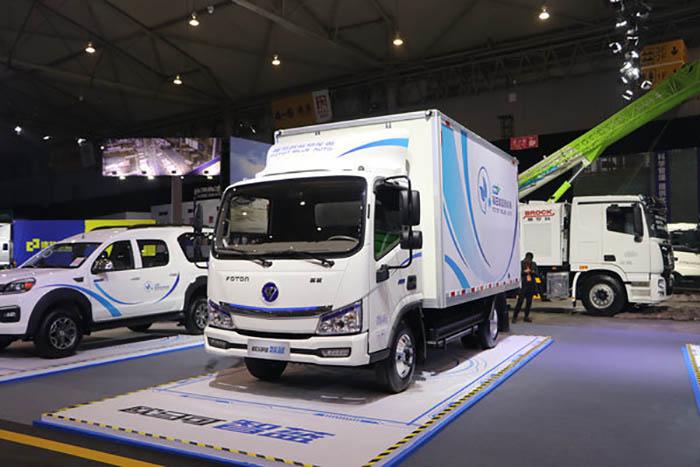 补贴继续/国三淘汰 新能源货车机遇来了