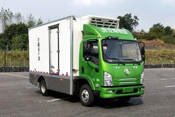 新能源重卡最高每年奖补6.6万元/辆!佛山拟扶持新能源货车