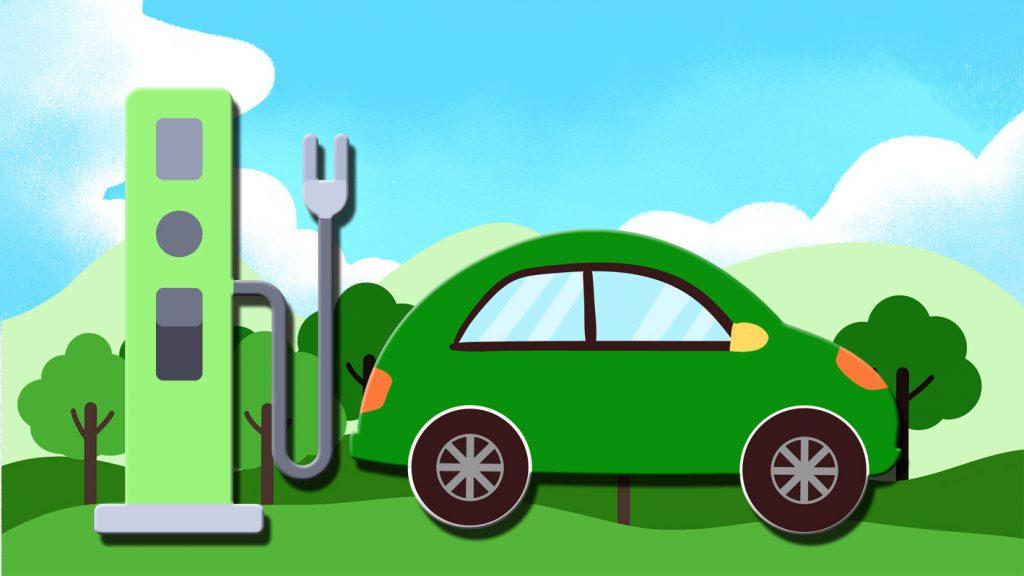 """如何化解新能源汽车""""充电焦虑""""?"""