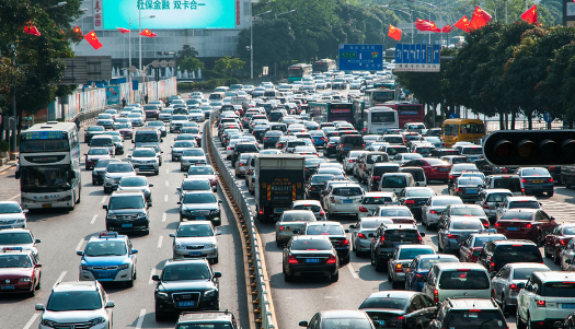 交通运输部发布中秋假期公路出行预测 这些高速公路路段易发生拥堵缓行